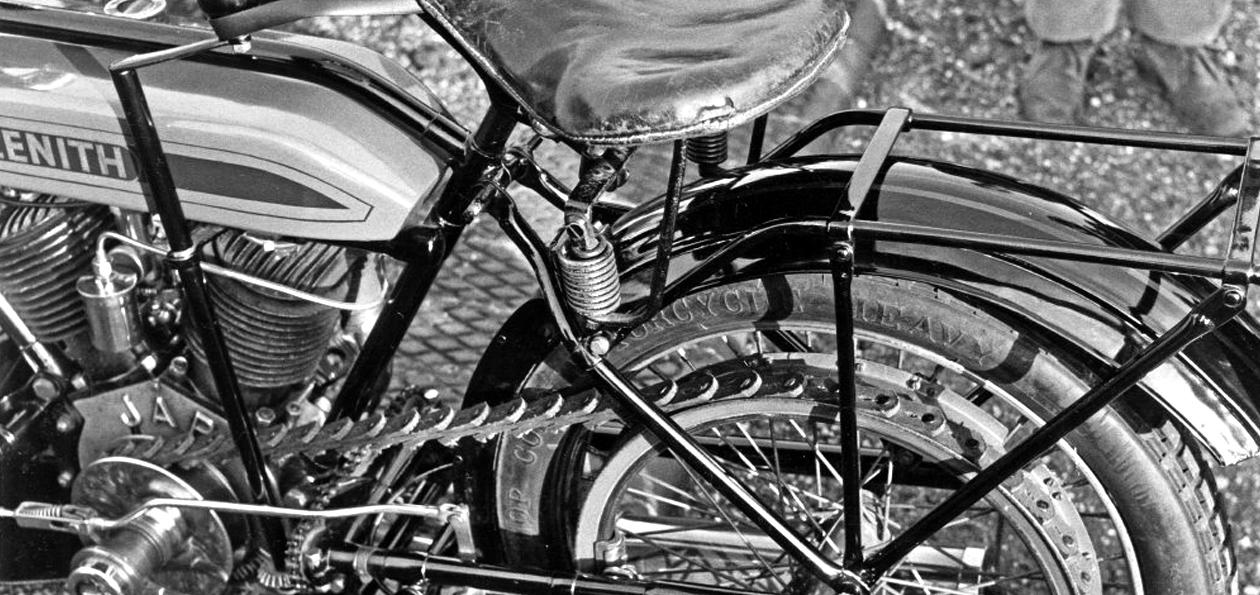 Sunbeam Motorcycle Club - Welcome