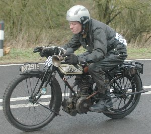 The Pioneer Run Sunbeam Motorcycle Club